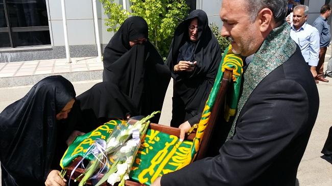 کاروان زیر سایه خورشید,آستان قدس رضوی,استان ایلام,ایلام بیدار
