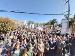 راهپیمایی,بنزین,اغتشاشگران,مردم ایلام,استان ایلام,ایلام بیدار