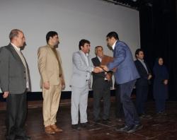 مرتضی سبزی,جشنواره مطبوعات,استان ایلام,ایلام بیدار