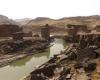 پپل تاریخی گاومیشان,سیل,دره شهر,استان ایلام,ایلام بیدار