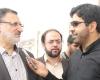 رئیس سازمان حج و زیارت,اربعین96,مرز مهران,استان ایلام,ایلام بیدار