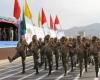 رژه نیروهای مسلح,هفته دفاع مقدس,استان ایلام,ایلام بیدار
